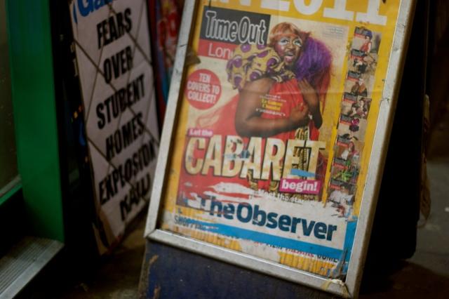 'Cabaret'